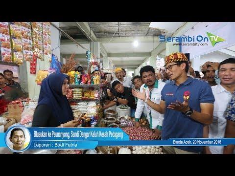 Xxx Mp4 Blusukan Ke Pasar Peunanyong Banda Aceh Sandi Dengar Keluh Kesah Pedagang 3gp Sex