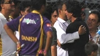 Shahrukh Khan's Fight with MCA Officials at Wankhede Stadium