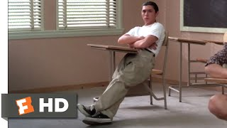 Stand and Deliver (1988) - Accused of Cheating Scene (8/9)   Movieclips