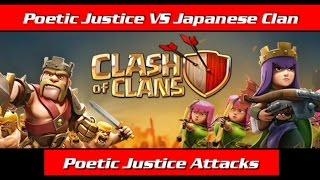 Poetic justice VS Japanese Clan