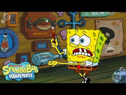 Xxx Mp4 SpongeBob Patrick The Wet Painters 🎨 In 5 Minutes SpongeBob SquarePants Nick 3gp Sex