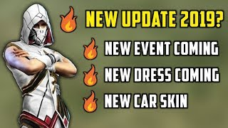 Free Fire New Update Coming New Ninja Set, Car Skin, New Event Coming 2019