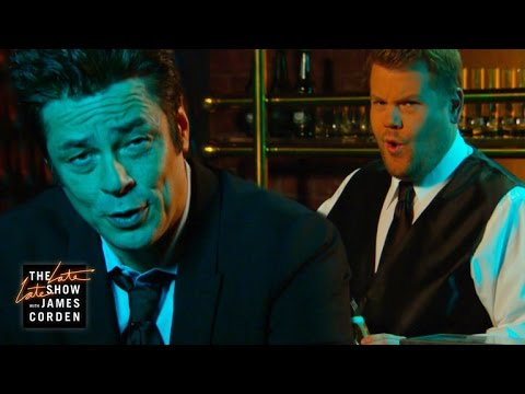 Heineken Commercial Parody w Benicio del Toro