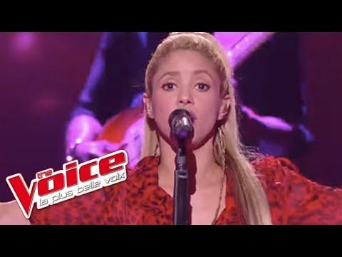 Xxx Mp4 Shakira Me Enamore The Voice France 2017 Finale 3gp Sex