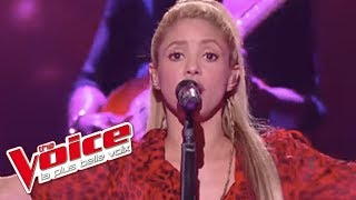 Shakira - « Me Enamore » | The Voice France 2017 | Live