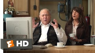 My Big Fat Greek Wedding 2 - Grandpa's Computer Scene (1/10) | Movieclips