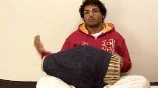 Mridanga Hand Practice 3: Ghene Nere Ghena Geda
