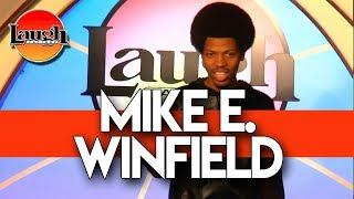 Mike E  Winfield | The Cause of Warning Signs | Laugh Factory Las Vegas Stand Up Comedy