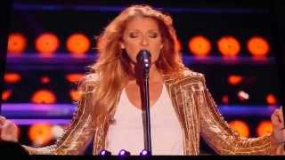 Celine Dion sings new single 'Love Me Back To Life'   with lyrics