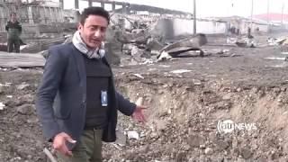 گزارش حمله موتر بم بر شرکت امنیتی بریتانیایی G4S در کابل