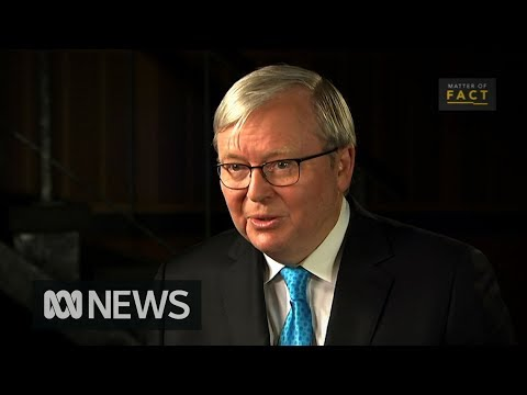 Xxx Mp4 Is Malcolm Turnbull Weak On China Kevin Rudd Has His Say Matter Of Fact 3gp Sex