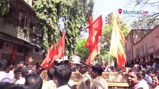 Shivsena Candidate Vasant Nakashe Won from Ward 186 | Mumbai Live