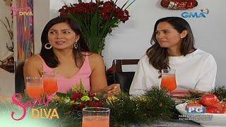 Sarap Diva: Throwback kuwentuhan with longtime besties, Alice Dixson and Maricel Laxa
