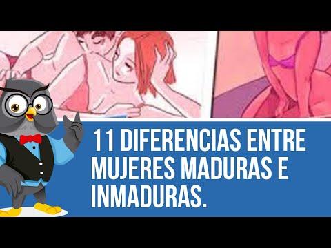 Xxx Mp4 11 Diferencias Características Entre Mujeres Maduras E Inmaduras La 7 Es La Más Increíble 3gp Sex