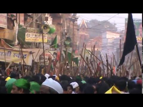 10th Muharram Bada Tazia