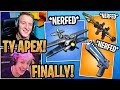 Download Video Download Streamers React to *HUGE* NERF Update to Planes, Deagle & Rocket Launcher! - Fortnite Moments 3GP MP4 FLV