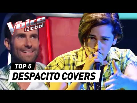 Xxx Mp4 BEST DESPACITO Covers In The Voice The Voice Global 3gp Sex