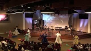 Baruch Adonai Dance HVC