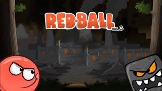 Red Ball - Vol3 Level 1-7 Walkthrough