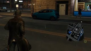 Watch Dogs - PS3 Gameplay First Look Preview (HD)