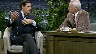 Jerry Lewis Carson Tonight Show 1984