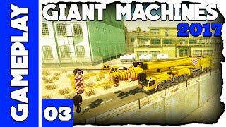 Giant Machines 2017 - Terceira Maior Máquina do Mundo