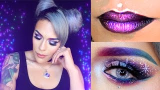 Galaxy Makeup Tutorial | LoLo Love