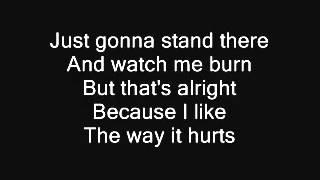 Eminem ft. Rihanna - Love the Way You Lie (song + lyrics)