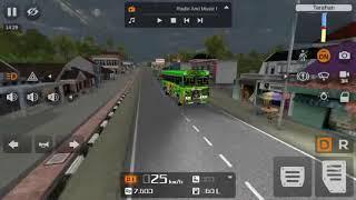 Bus Simulator New Sri lanka leyland Mod- Make by Engimaa