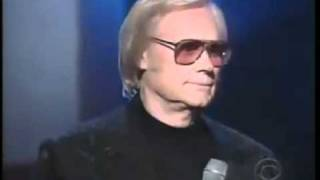 """""""Choices"""" - George Jones (Official Music Video) + LIVE"""