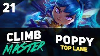 DIAMOND PROMO POPPY - Climb to Master - Episode 21