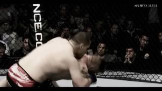 Cain Velasquez vs  Brock Lesnar    FIGHT HIGHLIGHTS UFC 121