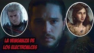 La Impactante Verdad Sobre Los Padres De Jon Snow - Juego de Tronos Electroalces Pop -