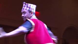 नेपाली लोक नाच अमेरिका मा वाह वही