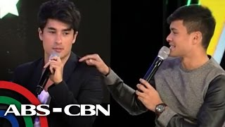 Why Guidicelli got mad at Stockinger
