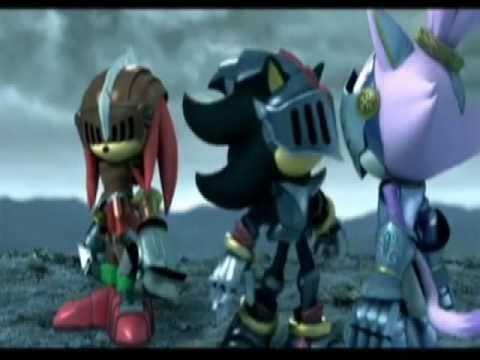 Sonic & Black Knight Intro Fandub Latino