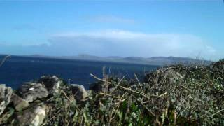 Scenic Road Drive from Dublin Ireland to Cliffs of Moher Rental Car Americans
