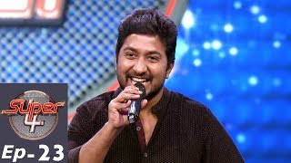 Super 4 I Ep 23 - Vineeth Sreenivasan on the floor I Mazhavil Manorama