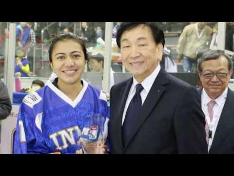 The story of India's Women's Ice hockey team.
