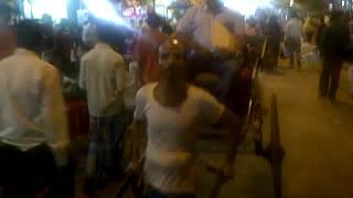 Calcutta New Market Street.3GP