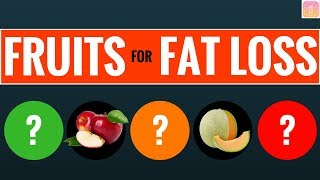 Top 5 Fruits for Fat Loss in INDIA