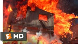 The Specialist (1994) - Total Destruction Scene (10/10) | Movieclips