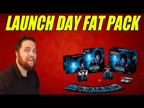 Launch Day Shadows Over Innistrad Fat Pack  ✔  MTGHeadQuarters