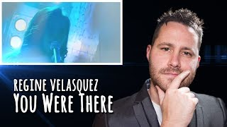 Regine Velasquez - You Were There Live on MMS Acoustic | REACTION