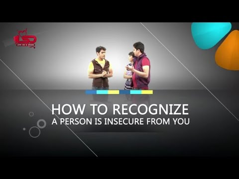 How to know if other person is insecure or Jealous - Kalyani Kamble - Body Language