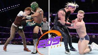 WWE 205 Live 7th November 2017 Highlights - WWE 205 Live 11/7/17 Highlights