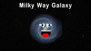 Milky Way Galaxy/Milky Way for Kids