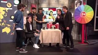 A Food Quiz 1DDay