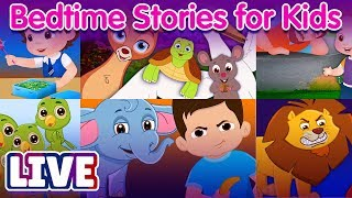 ChuChu TV Storytime - Bedtime Stories For Kids in English - Live Stream