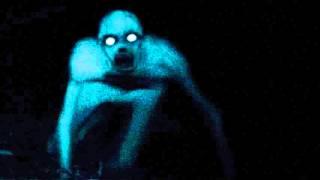 Creepypasta - Bialy człowiek [Lektor PL]